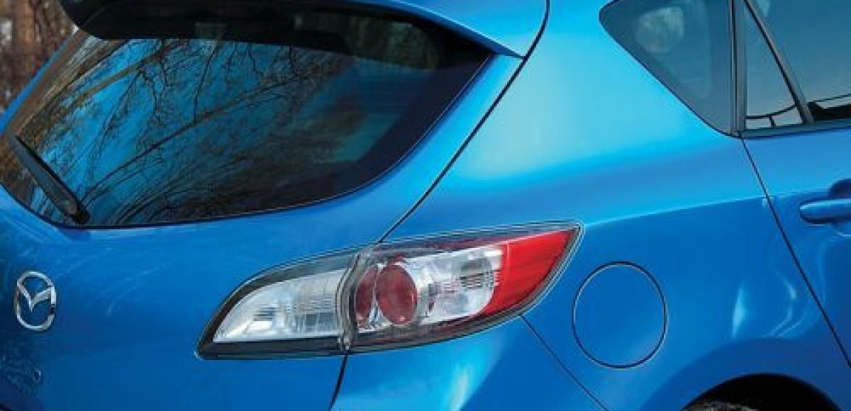 «Независимость Mazda». Персональные условия при покупке Mazda3