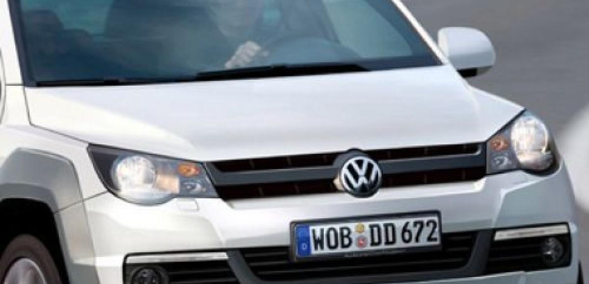 Мировая премьера VW Robust состоится совсем скоро