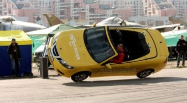 Saab Performance Team выступит в Москве на Saab Performance Drive
