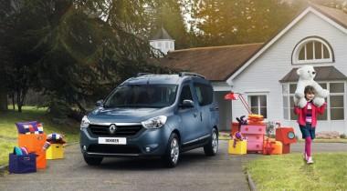 В России стартовали продажи Renault Dokker