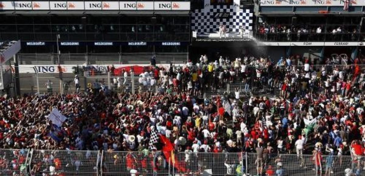 Время проведения Гран-При Австралии будет изменено