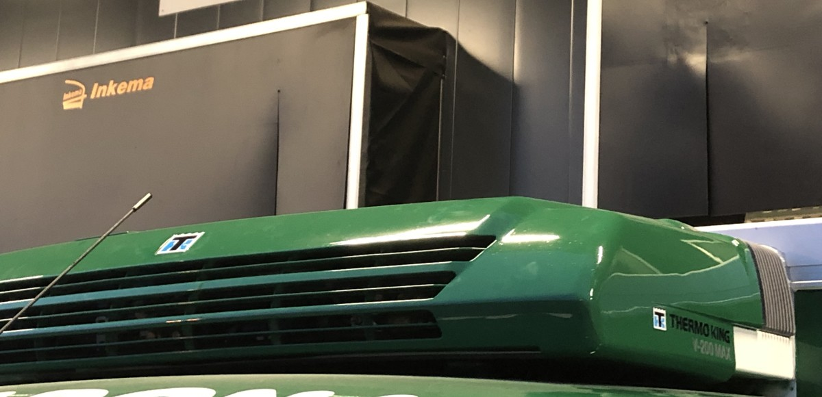Thermo King и Mercadona совершенствуют электрический автофургон