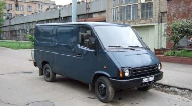 УАЗ-3727: неизвестный «УАЗик», превратившийся в «Газель»