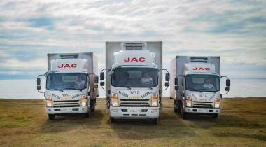 JAC Motors отчиталась о росте продаж