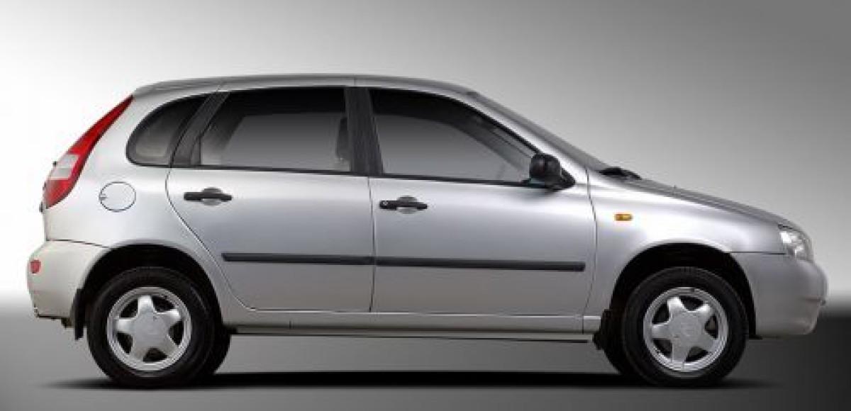 «Белое облако» — новый цвет для Lada