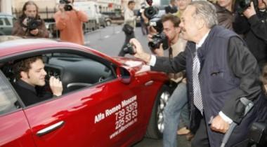 Alfa Romeo R11. Звезда Dolce Vita в проекте Paparazzo