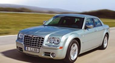 Chrysler 300C Барака Обамы продадут с аукциона