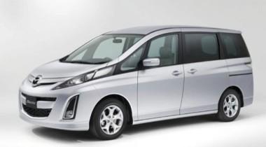 Mazda выпустила восьмиместный минивэн