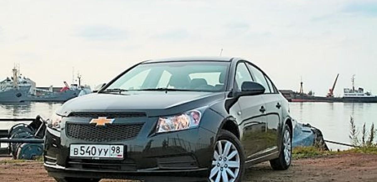 «Автомир», Москва. Chevrolet в кредит еще выгоднее