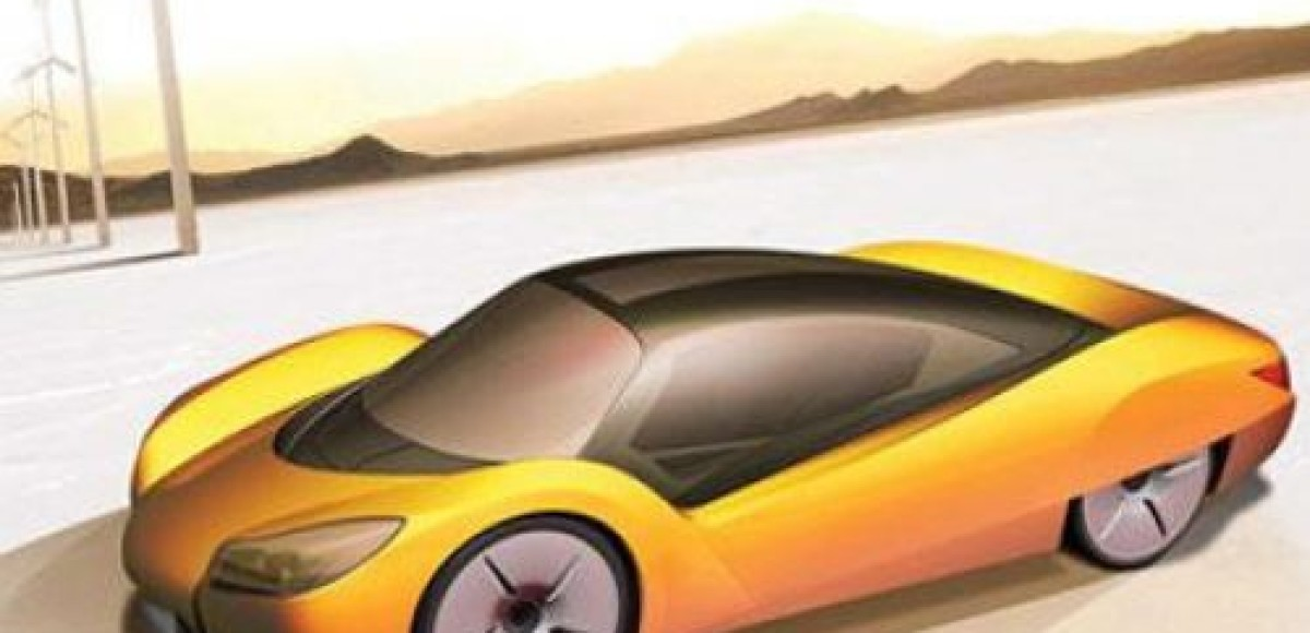 Rinspeed разработал автомобиль, способный изменять свою пассажировместимость