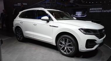 Volkswagen Touareg: Китай, далее – везде