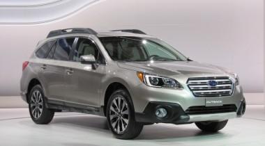 Новый Subaru Outback представлен в Нью-Йорке
