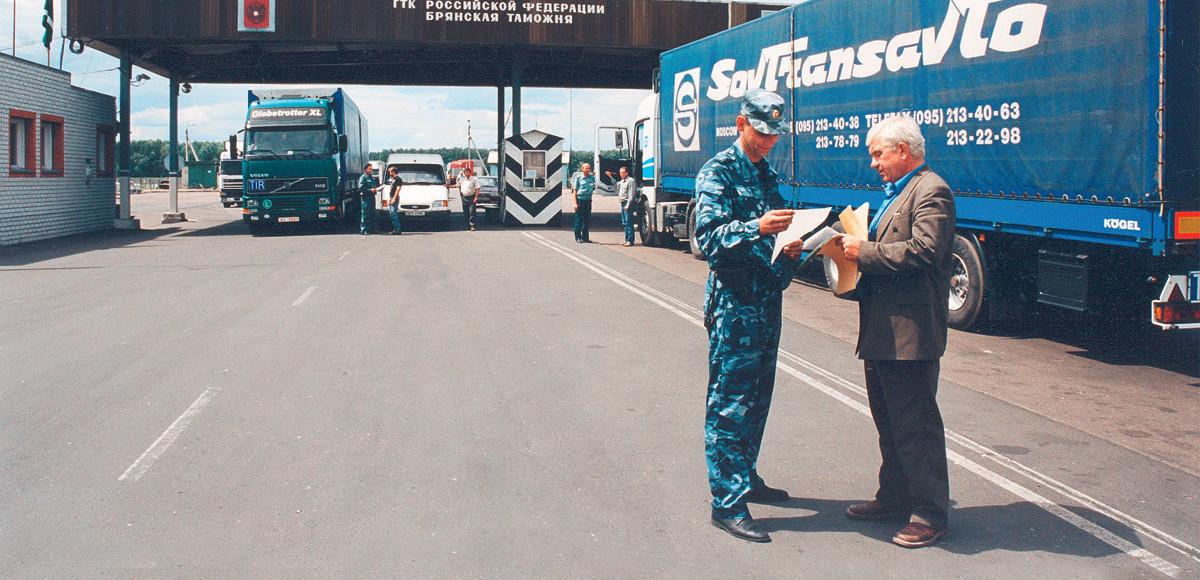 С кошельком — на выезд: дальнобойщиков ждут новые поборы