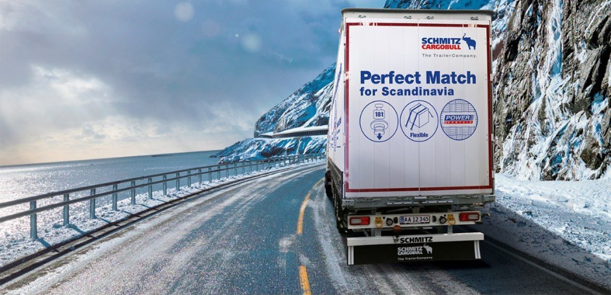 Schmitz Cargobull: 50 тонн полной массы