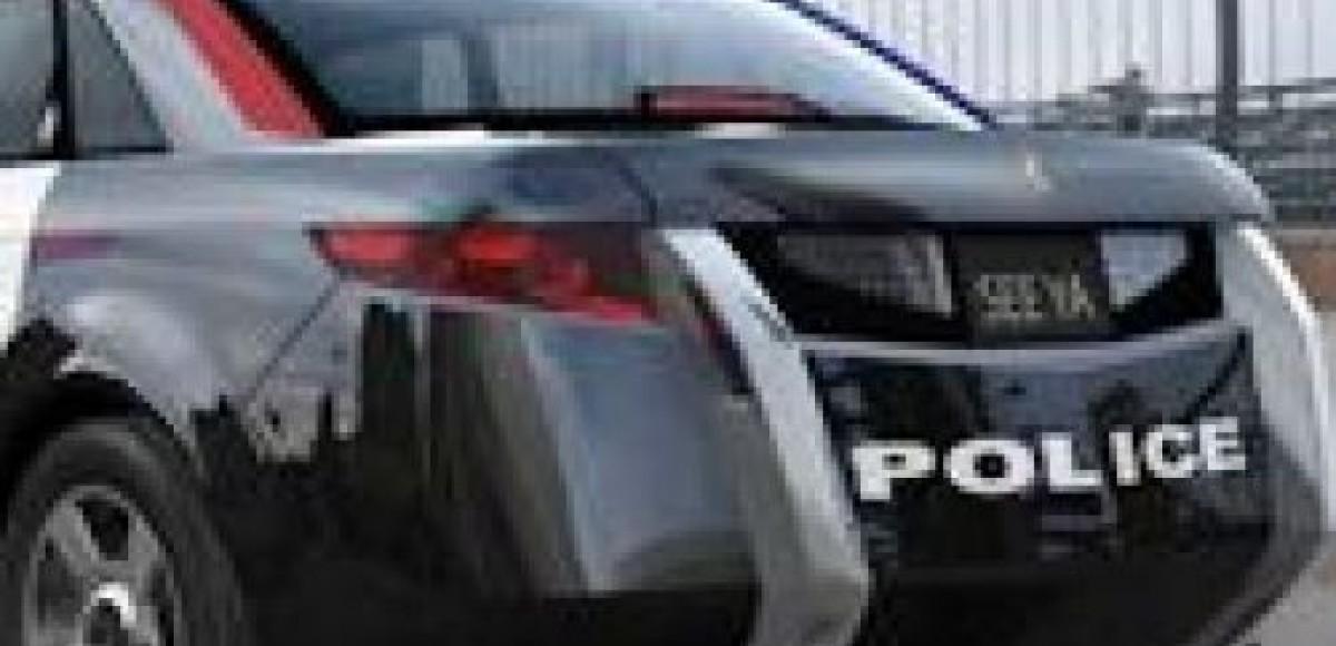 Carbon Motors и Lotus создали полицейский автомобиль