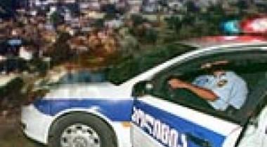 Грузинских водителей не пускают в Тбилиси