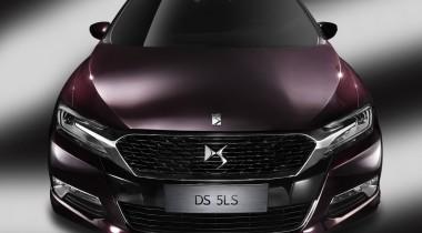 Citroen представил новый премиум-седан линейки DS