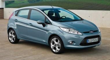 В Германии стартовал выпуск Ford Fiesta нового поколения