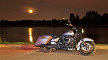 Тест-драйв Harley-Davidson Road King Special: король дорог