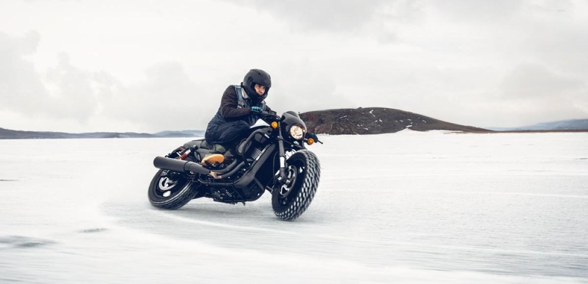 Harley-Davidson зовет на Байкал
