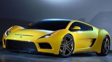 Новый суперкар Saleen будет стоить $185 тысяч