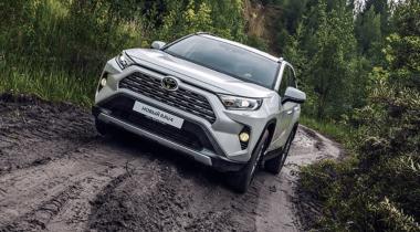В России  начнётся выпуск нового Toyota RAV4