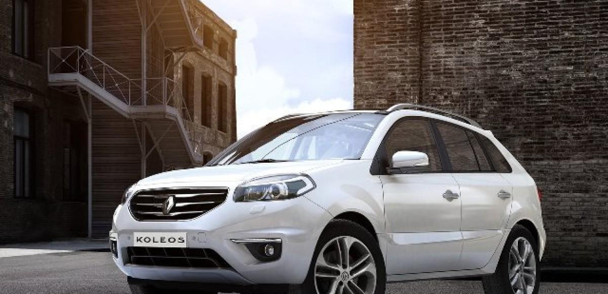 Renault Koleos: обзор модели