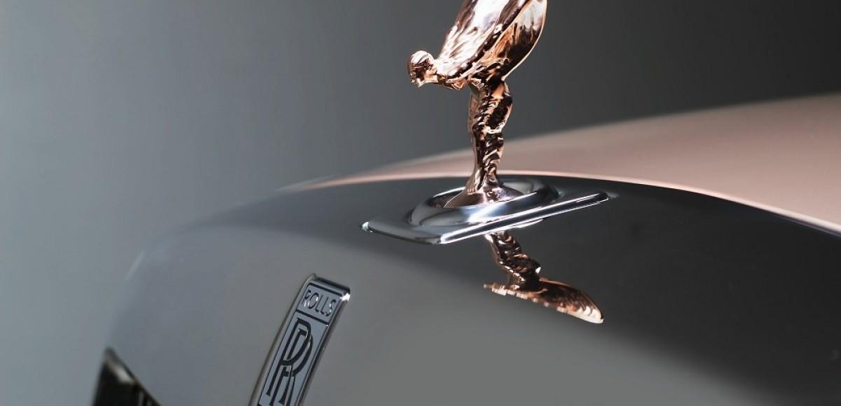 Таких Rolls-Royce Phantom больше нет ни у кого