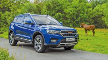 Тест-драйв Haval H6 Coupe: за такой «Китай» не стыдно