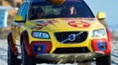 VOLVO XC70 SR. Спасатель-профессионал
