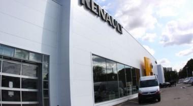 «РОЛЬФ» открыл в Петербурге новый дилерский центр Renault