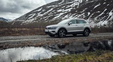 VW Tiguan All Inclusive: «все включено» за полтора миллиона