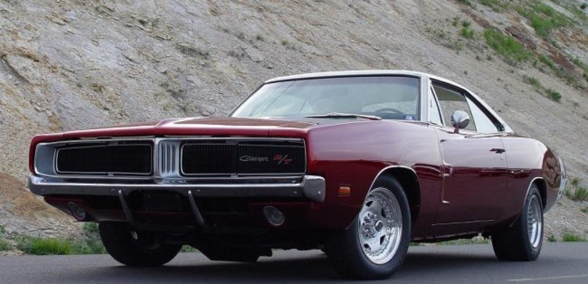 Dodge Charger 1969. История легенды