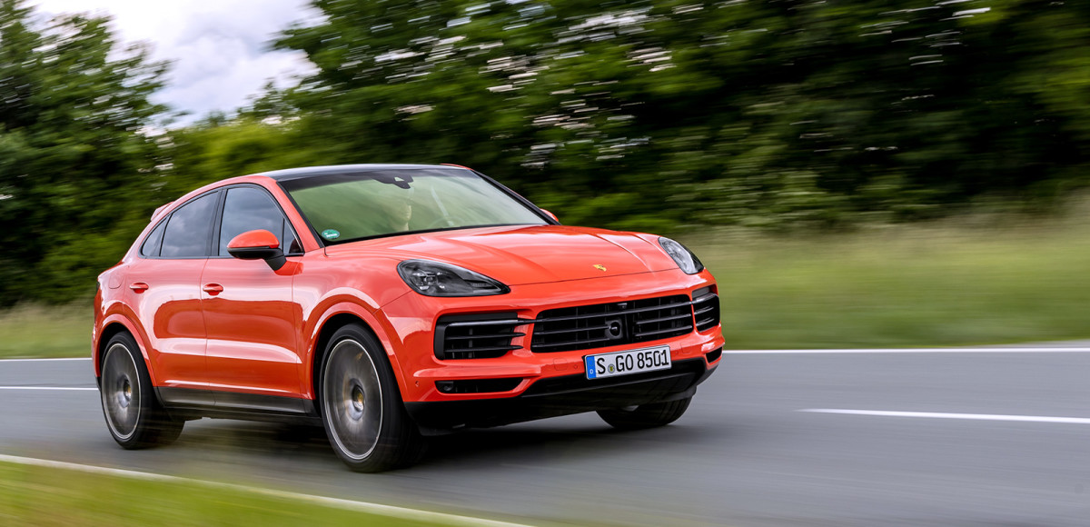 Тест-драйв Porsche Cayenne Coupe. Долго ждали, а что получили?
