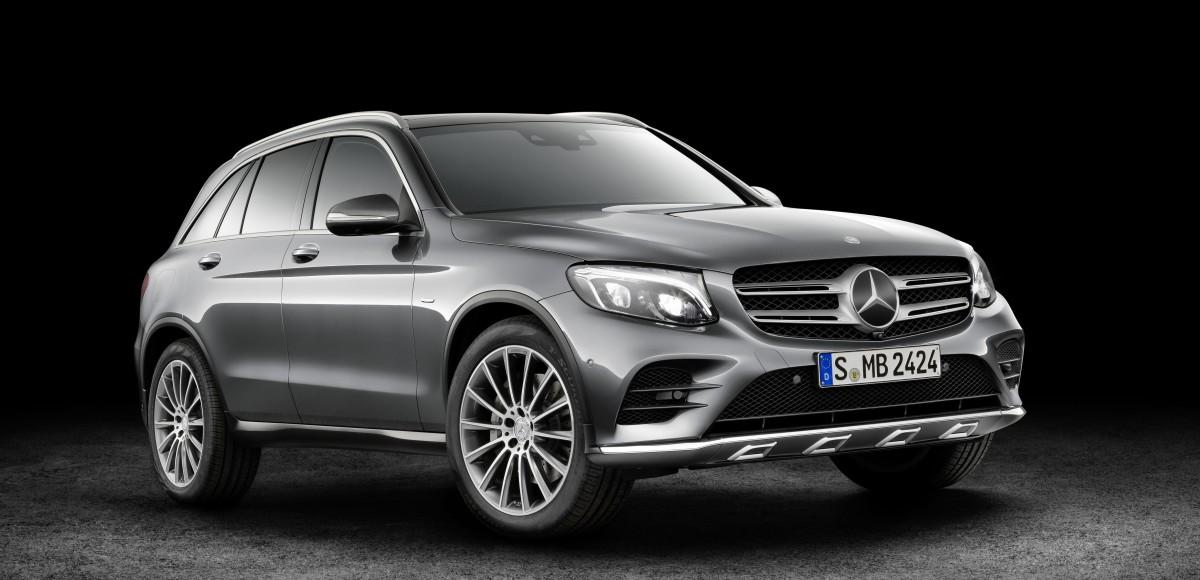 Mercedes-Benz GLC. Еще лучше