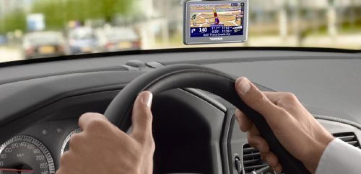 GPS-навигатор побеждает полицейский радар