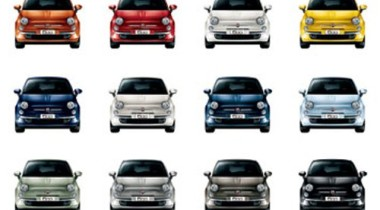Цвета автомобильных красок: что они означают?
