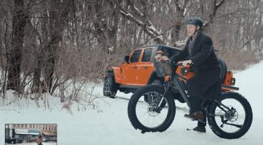 Jeep снял продолжение комедии «День сурка» (видео)