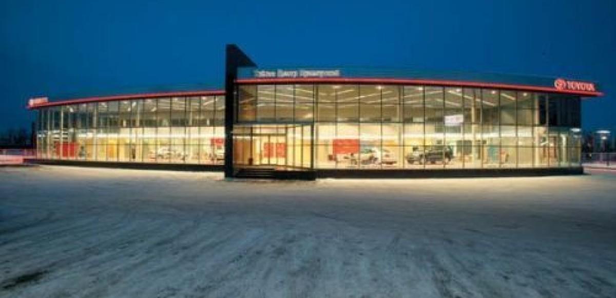 «Тойота Центр Приморский» и «Тойота Центр Автово», СПБ, открывают прием заказов на новый Toyota Avensis