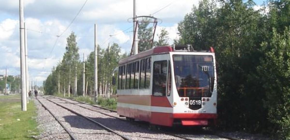 В Петербурге на полгода ограничивается движение по Лесному проспекту