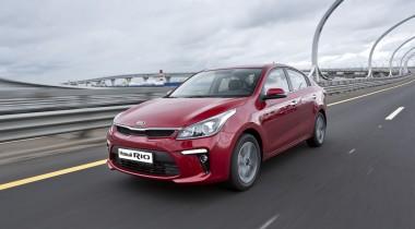 Новый Kia Rio обрел рублевый ценник