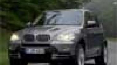 BMW X5 — лучший полноразмерный внедорожник года