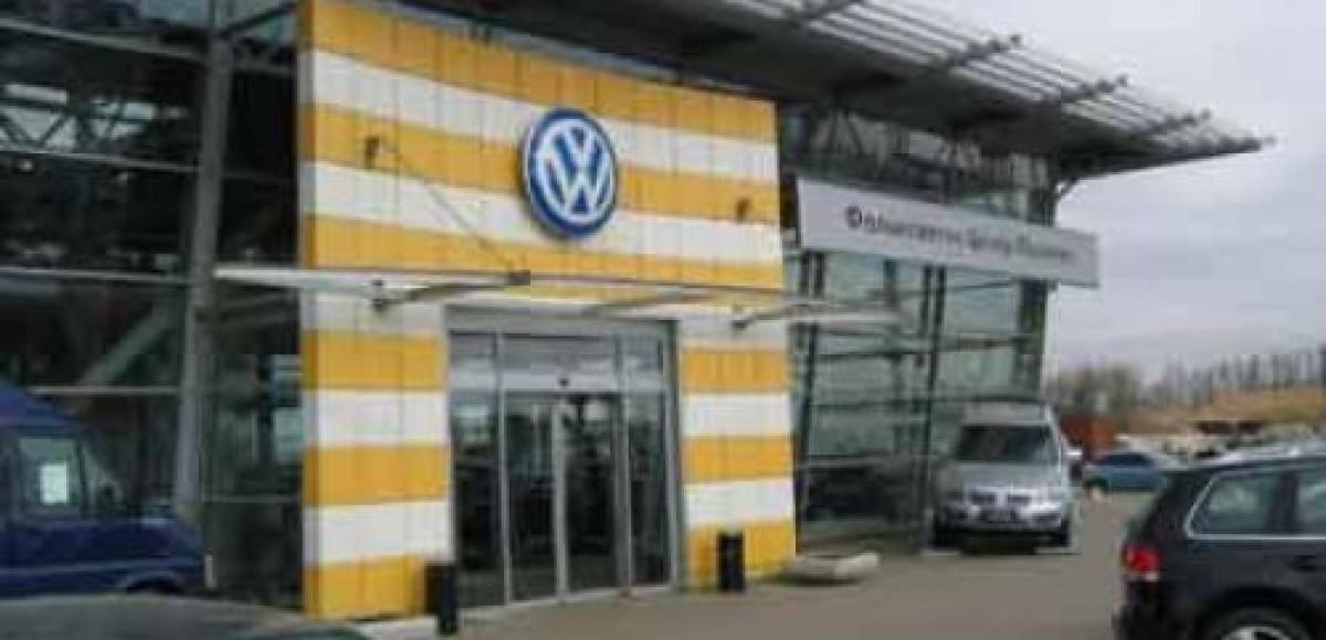 Volkswagen выступил партнером турнира по бадминтону «White nights-2008»