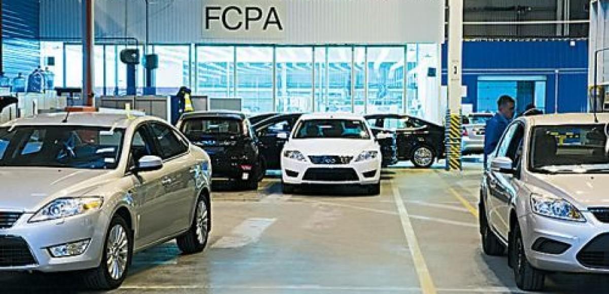 За начало 2011 года в России удвоился выпуск автомобилей