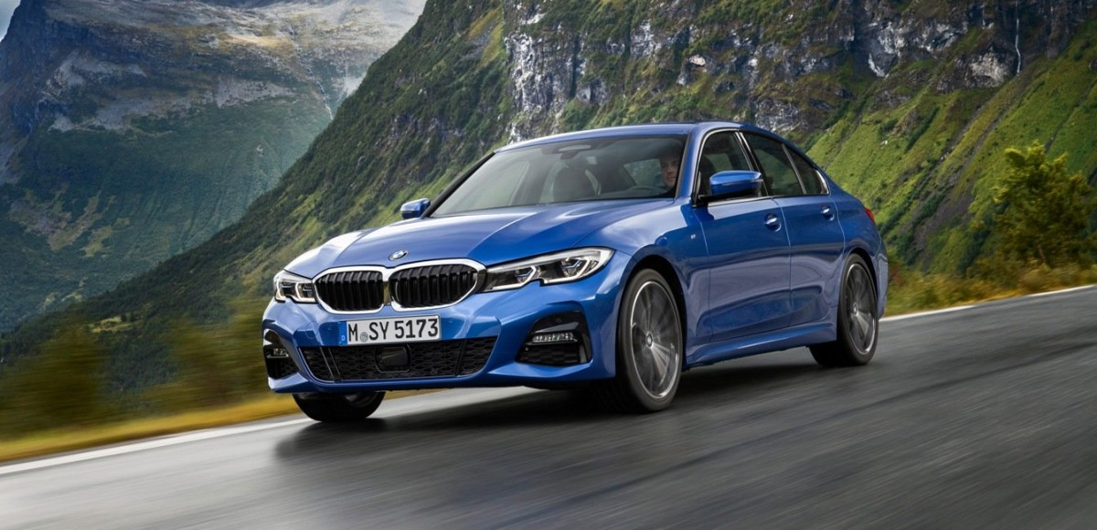 Новый BMW 3-й серии: названы цены для России