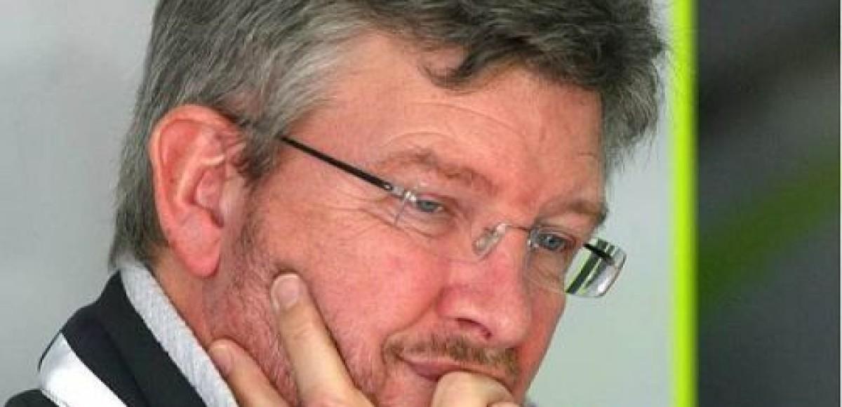 Росс Браун надеется, что дело с диффузорами будет закрыто