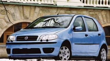 Fiat Punto II. Вторая точка
