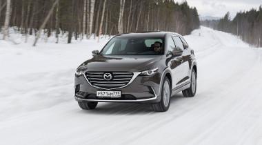 Тест-драйв Mazda CX-9. Ощущение новизны