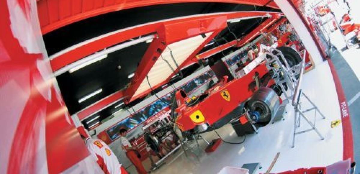 Ferrari создаёт симулятор на базе самых последних технологических разработок