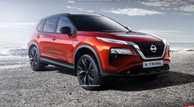 Новый Nissan X-Trail проходит финальные испытания